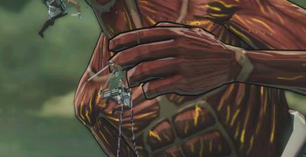 <em>Attack on Titan 2: Future Coordinates</em> te permitirá crear un personaje