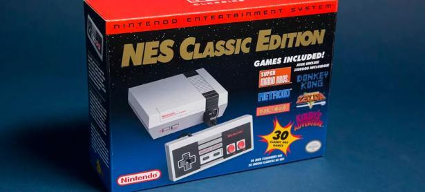 Habrá más unidades de NES Classic Edition en 2018