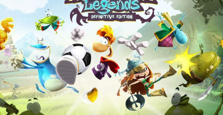 <em>Rayman Legends: Definitive Edition</em> ya está disponible en Switch