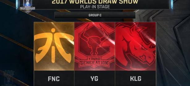 KLG enfrentará a Fnatic en el campeonato mundial de <em>League of Legends</em>