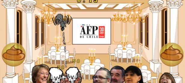 En <em>Poop Pigeon</em> le darás su merecido a los políticos y empresarios chilenos