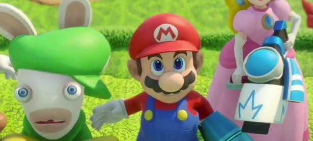 Ubisoft liberó nuevo diario de desarrollo de <em>Mario + Rabbids Kingdom Battle</em>