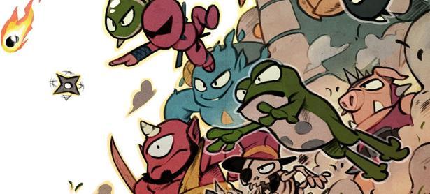 <em>Wonder Boy: The Dragon's Trap</em> fue un éxito en Switch