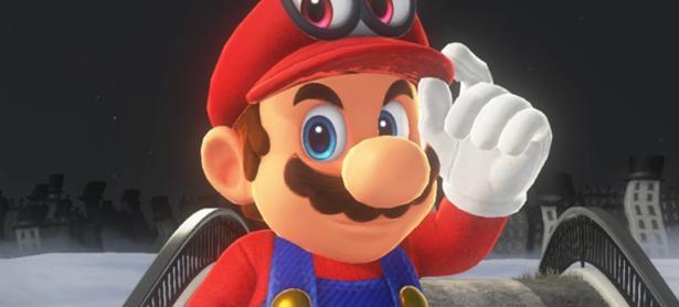Anuncian bundle de Nintendo Switch con <em>Super Mario Odyssey</em>