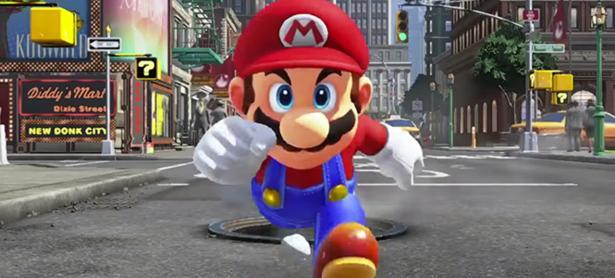 Mira todo lo que encontrarás en <em>Super Mario Odyssey</em>