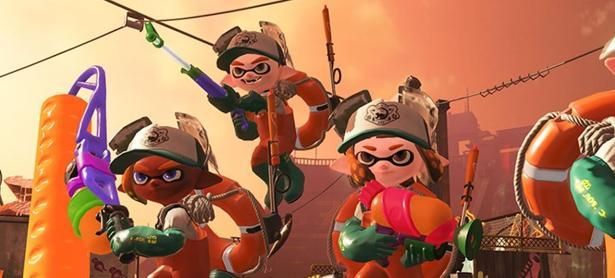 Nintendo guarda el secreto sobre próximo Salmon Run de <em>Splatoon 2</em>