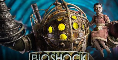 Celebra el 10.° aniversario de <em>BioShock</em> con estas figuras