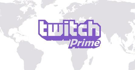 Twitch Prime ya está disponible en México