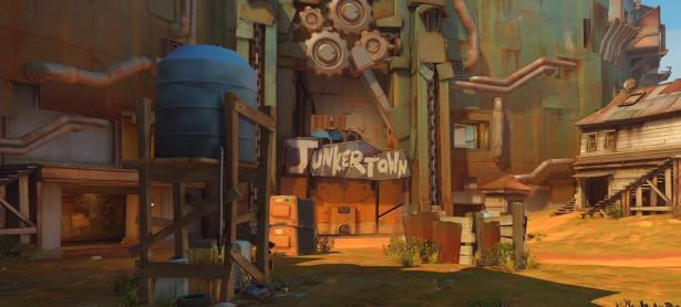 Junkertown ya está disponible en <em>Overwatch</em>