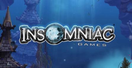 Insomniac Games presentó su nuevo logotipo