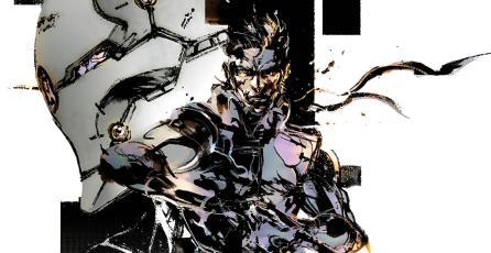 Publicarán <em>The Art of Metal Gear Solid I-IV</em> en Occidente