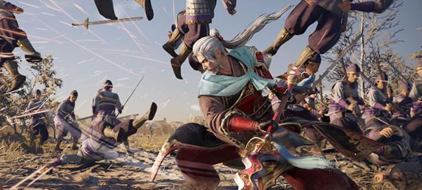 El mapa de <em>Dynasty Warriors 9</em> será enorme