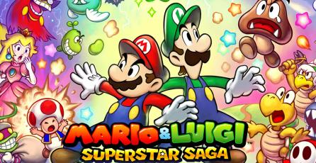 Todo esto te espera en <em>Mario &amp; Luigi: Superstar Saga + Bowser's Minions</em>