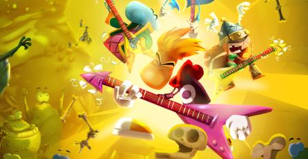 <em>Rayman Legends: Definitive Edition</em>