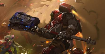 Así luce el Flood en <em>Halo Wars 2: Awakening the Nightmare</em>