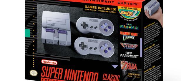 Nintendo enviará más unidades de SNES Classic Edition a Estados Unidos mañana