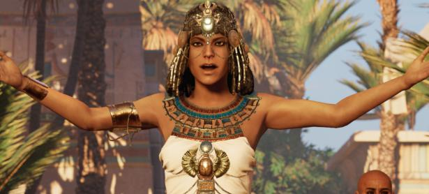 Liberan emocionante avance cinemático de <em>Assassin's Creed: Origins</em>