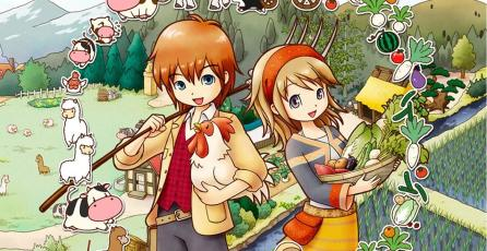 Revelan <em>Harvest Moon: The Tale of Two Towns+</em> para 3DS