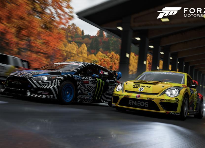 Cada uno de los detalles hace de Forza Motorsport 7 una experiencia completa