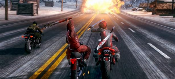 El sucesor espiritual de <em>Road Rash</em> ya está disponible en Steam