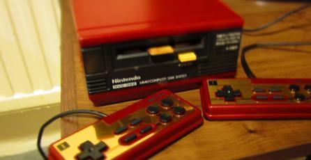 Nintendo consideró lanzar un Famicom Disc System Mini