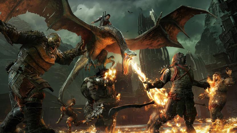 Shadow of War fue el juego que encendió las alarmas este año