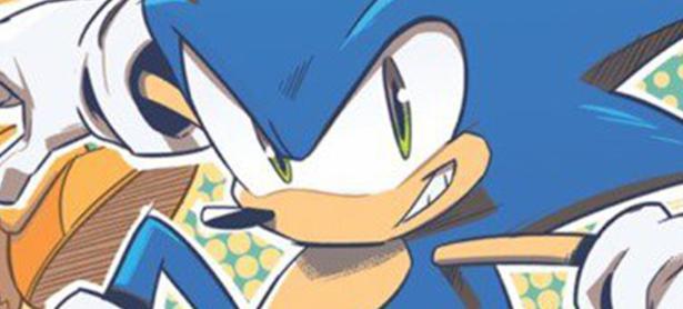 La nueva serie de cómics de <em>Sonic</em> llegará en abril