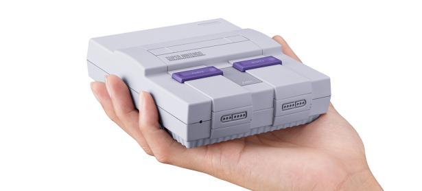 SNES Classic Edition ya vendió más de 360,000 unidades en Japón