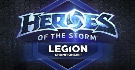 Inicia la segunda etapa del Heroes of the Storm Legion Championship de Lenovo