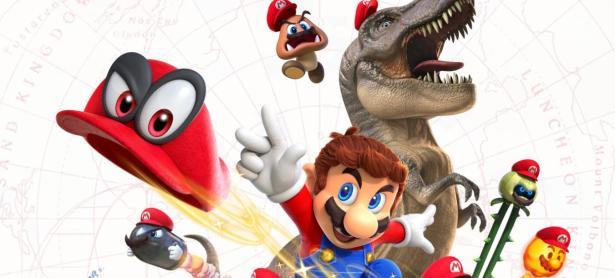 Revista EDGE le da puntuación perfecta a <em>Super Mario Odyssey</em>
