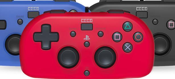 Checa estos nuevos controles compactos para PS4