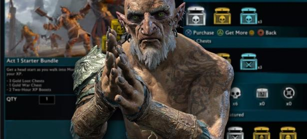 Ya es posible hacer trampa para conseguir cajas de loot ilimitadas en <em>Shadow of War</em>