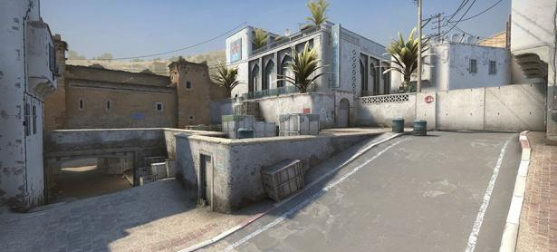 Así es como luce el nuevo de_dust2 en <em>Counter-Strike: Global Offensive</em>