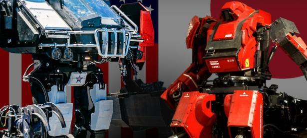 El primer duelo mundial de robots gigantes se transmitirá en Twitch este martes