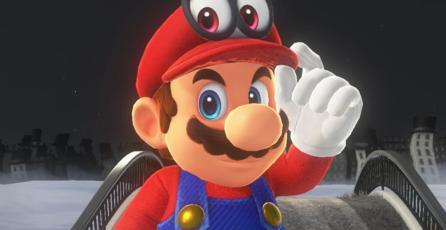 Jugadores ya hacen speedruns del demo de <em>Super Mario Odyssey</em>