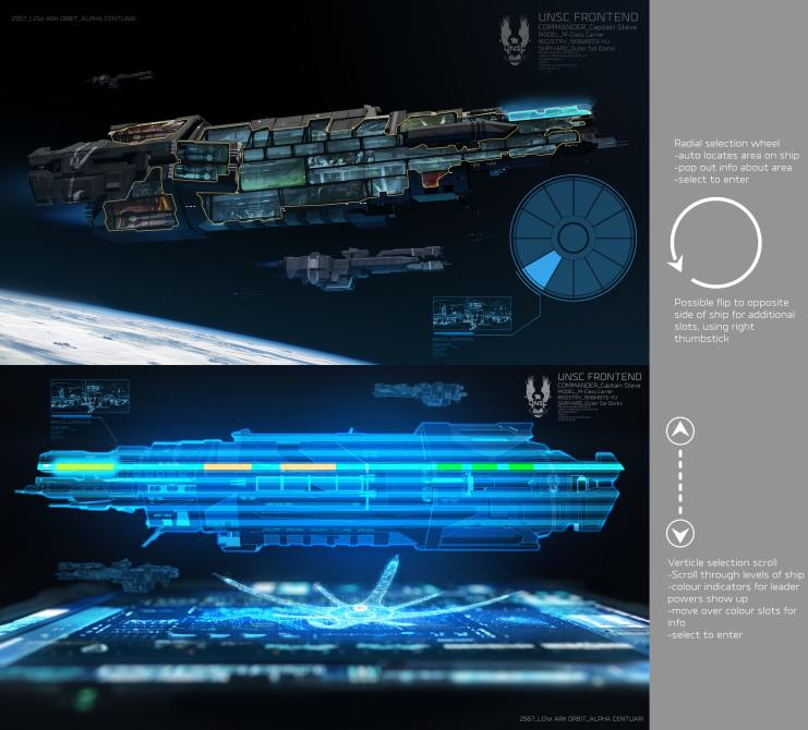 Así luce el supuesto arte conceptual de <em>Halo Wars 3</em>