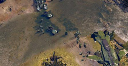 Anuncian cross-play para <em>Halo Wars 2</em>