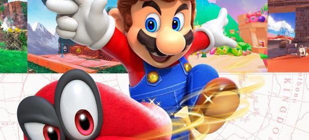 Nintendo organizará fiesta por lanzamiento de <em>Super Mario Odyssey</em>