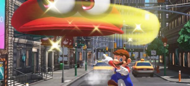 Checa el nuevo video del modo cooperativo de <em>Super Mario Odyssey</em>