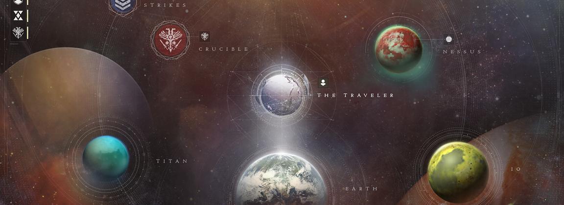 Visitar el mundo de <em>Destiny 2</em> en 4K es una experiencia de otro mundo