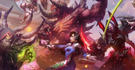 6SENSE representará a México en el Heroes of the Storm Legion Championship de Lenovo