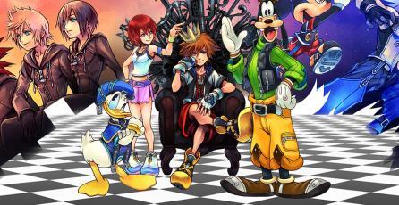 Tiendas alemanas listan <em>Kingdom Hearts PS4 Collection</em>
