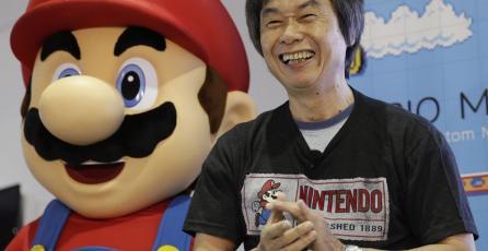 Miyamoto habló sobre un hipotético remake de <em>Super Mario 64</em>