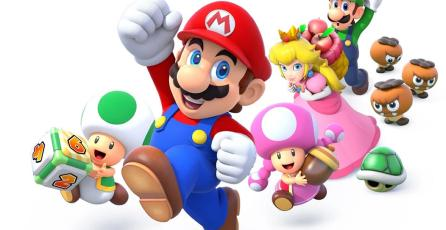 Ya puedes precargar <em>Mario Party: The Top 100</em>