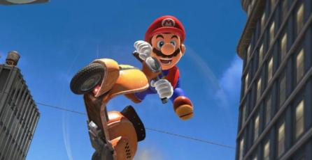 Speedrunner termina <em>Super Mario Odyssey</em> en menos de 90 minutos