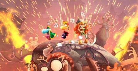Mejoran tiempos de carga de <em>Rayman Legends</em> en Switch