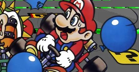 Logran que una inteligencia artificial juegue <em>Super Mario Kart</em>