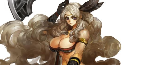 La Amazona muestra su poder en <em>Dragon's Crown Pro</em>