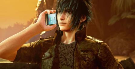 Noctis de <em>Final Fantasy XV</em> llegará a <em>TEKKEN 7</em>
