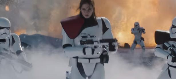 Checa el comercial live action de <em>Star Wars: Battlefront II</em>